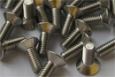 Steel Countersunk Screws