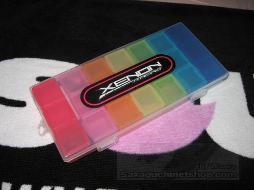 Xenon BOX-1003 Box for small plastic parts