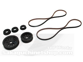 Square STA-100 TA-05 Countersteer Conversion Set