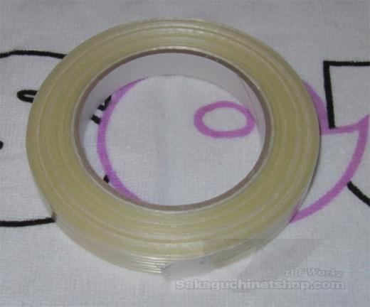 Glasstape Clear 50m x 15mm