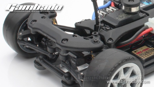 1/10 Mini ABC-Hobby Gambado Honda CR-Z
