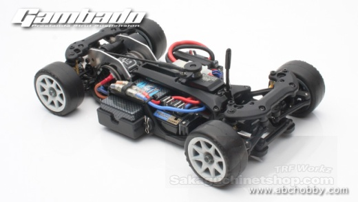 1/10 Mini ABC-Hobby Gambado Honda CR-Z Cusco Racing Ver.