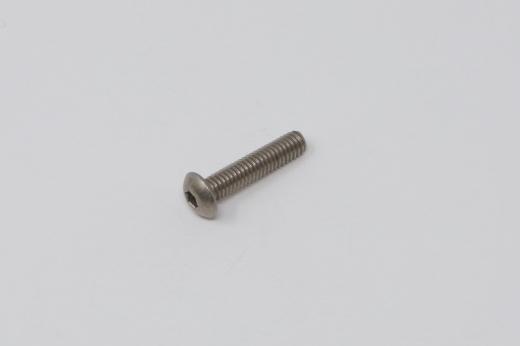 Square Titanscrew ISO7380 M4 Button-Head M4x18