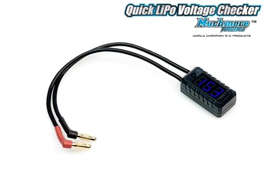 Muchmore MR-QVC Quick Voltage Checker 4,5 - 36V