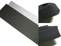 Square SGE-6 Schleifplatte aus Holz 280x75x5mm
