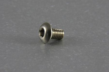 Square Titanscrew ISO7380 M3 Button-Head M3x4mm