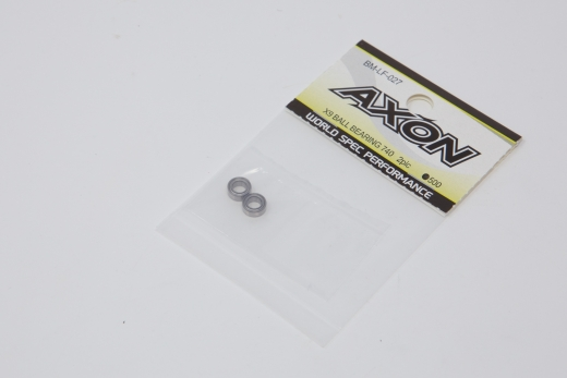 Axon BM-LF-027 X9 Ball Bearing 740 (4x7x3mm) (2 pcs.)