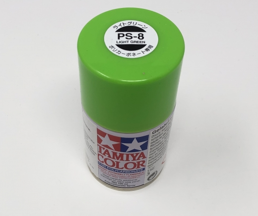 Tamiya Color PS-8 Light Green