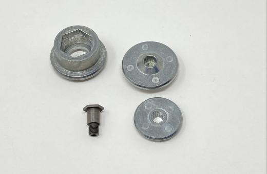 Tamiya 19805378 Ball Diff Pressure Plate Set TA-01 TA-02 TL-01