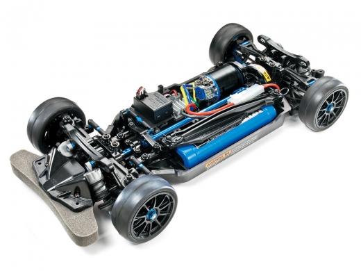 Tamiya 47326 TT-02R 4WD 1/10 Touring Car Kit