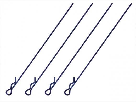 Square SGF-03B Bodypins Long Dark Blue