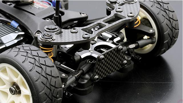 ABC 25616 - Gambado Mini - Naked 2018 - 1:10 M-Chassis mit Frontantrieb - Volltuning - Baukasten