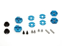 Square TGE-12 Adjustable Hex-Wheelhubs (2)