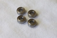 TT-01/TT-02 Ball Bearings (5x11x4 = 1150) Metal Shielded 4pcs.
