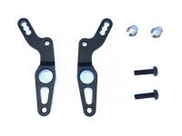 Square STD-17DBK Tamiya TT-01E/D/R Alu Steering Crank Drift