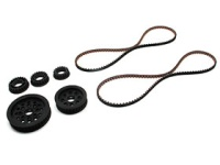 Square STA-100 TA-05 Countersteer Drift Set