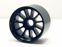 Square SFC-03BK F103 11-Spoke Front Wheels