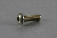 Square Titanscrew ISO7380 M3 Button-Head M3x10mm