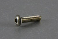 Square Titanscrew ISO7380 M3 Button-Head M3x12mm