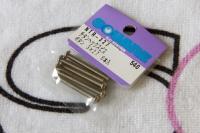 Square Titanscrews ISO7380 M3 Button-Head M3x27mm