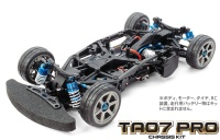 Tamiya 58636 TA-07 Pro Baukasten