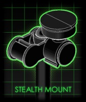 ABC-Hobby 69290 Stealth Bodymount Set