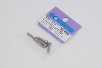 Square Steel M3 LH Cylinder Cap Screw 3x12mm