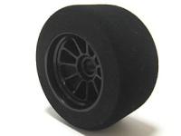 Square SFC-01M Tamiya F103 Front Sponge Tires Medium 35