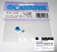 Square STA-27H Diff-Alu Nut-Holder TRF 415 TA05 TB Evo4