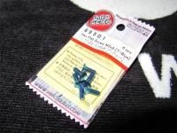 Hiro Seiko Steelscrew T-Blue M3 Countersunk-Head 3x8mm (6 pcs.)