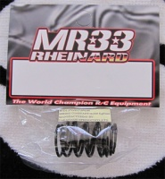 MR33 Rheinard Ride Black Coil Springs Black 0.330kgf/mm