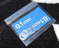 Tamiya 0.1x6mm Shim Set (10pcs.)