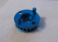 Tamiya 13454765 TRF417 19T Aluminum Pully Holder