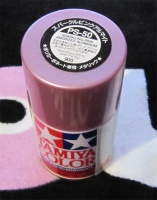 Tamiya Color PS-50 Sparkling Pink Anodized Aluminum