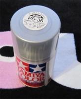 Tamiya Color PS-36 Transluscent Silver