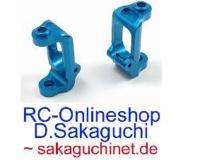 Square GB-01 GT-01 1:16 Tamiya TT-Gear Alu C-Hubs
