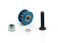 Square SGE-311T Aluminum Pully (11T) Blue