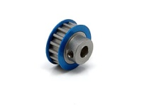 Square SGE-316 Aluminum Center Pully (16T) Blue