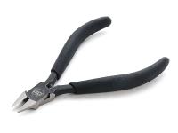 Tamiya 74035 Side Cutter (Gum Handle - rough)