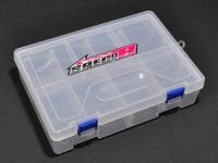 Spec-R SPR038-PBL Plastic Tool Case L