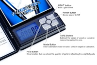 Muchmore MR-PPS Professional Pocket Scale (max 2000g)