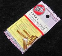 Hiro Seiko Steelscrew Gold M3 Countersunk-Head 3x16mm (6 pcs.)