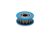 Square SGE-316W Aluminum Riemenrad Freilauf (16T) Blau