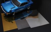 ABC Hobby 70260 Self-Adhesive Sheet (Silver)
