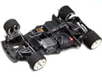 Square RMS-Zeta 1/12 Pan-Car (Black)