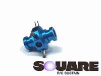 Square STD-250H Tamiya TT-02 Alu Difflock Hub