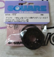Square STA-102 40T Oneway Pully (TA-05 + TRF416)