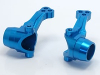 Square Tamiya M-03M/05/06 Aluminum Knuckles Blue