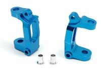 Square Tamiya M-05 Aluminum C-Hubs Blue