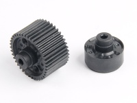 Spec-R Gear Diff. Housing (for Tamiya M-Chassis)